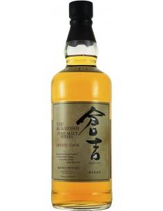 Whiskey Pure Malt - Pure Malt Whisky The Kurayoshi 'Sherry Cask' (700 ml. boxed) - Matsui Whisky - Matsui Whisky - 2