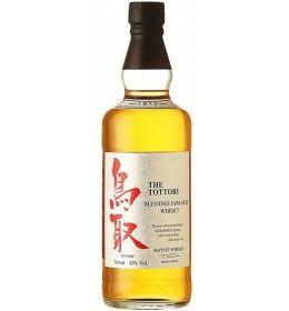 Blended Whiskey - Blended Whisky The Tottori (700 ml. boxed) - Matsui Whisky - Matsui Whisky - 2