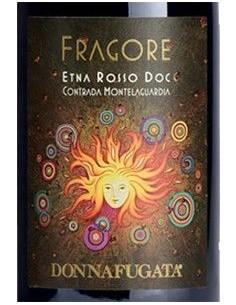 Red Wines - Etna Rosso DOC 'Fragore' Contrada Montelaguardia 2016 (750 ml.) - Donnafugata - Donnafugata - 2