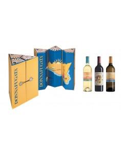 Kaleidos Box Pack 3 bottles (Lighea + Angheli + Kabir) - Donnafugata