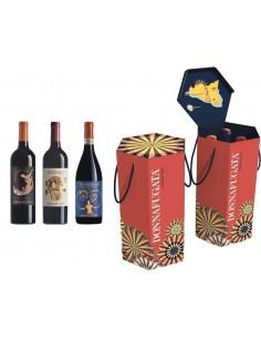 Kaleidos Red Pack of 3 bottles (Sherazade + Angheli + Floramundi) - Donnafugata