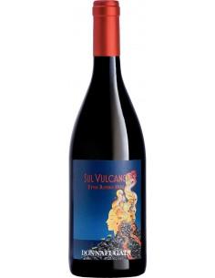 Red Wines - Etna Nuove Espressioni - Wooden and plexiglass box for 2 bottles (2x750 ml.) - Donnafugata - Donnafugata - 3