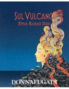 Red Wines - Etna Nuove Espressioni - Wooden and plexiglass box for 2 bottles (2x750 ml.) - Donnafugata - Donnafugata - 4