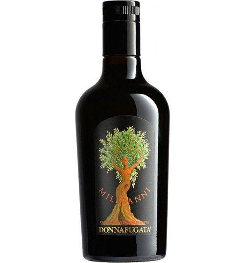 Extra Virgin Olive Oil 'Milleanni' (500 ml.) 2018 - Donnafugata