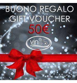 Gift Certificate of 50€
