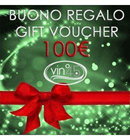 Gift Certificate of 100€