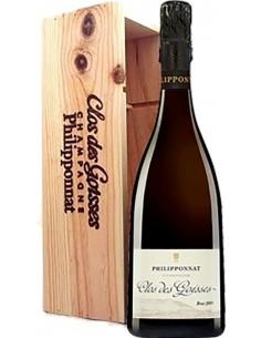 Champagne AOC Brut 'Clos des Goisses' 2009 (wood box) - Philipponnat