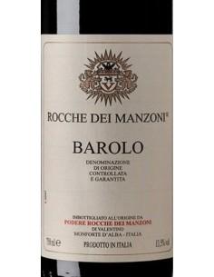 Red Wines - Barolo DOCG 2014 (750 ml.) - Rocche dei Manzoni - Rocche dei Manzoni - 2