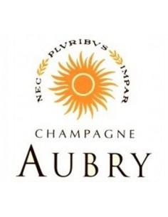 Champagne AOC 1er Cru Brut (Magnum) - Aubry