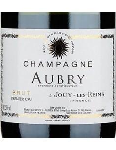 Champagne Blanc de Noirs - Champagne 'Premier Cru' Brut (Magnum astuccio) - Aubry - Aubry - 2