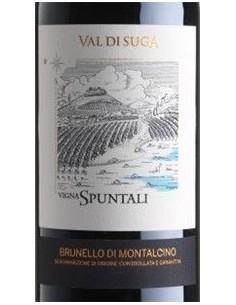 Red Wines - Brunello di Montalcino DOCG 'Vigna Spuntali' 2013 (750 ml.) - Val di Suga - Val di Suga - 2