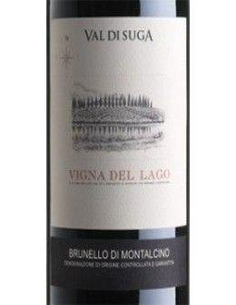 Red Wines - Brunello di Montalcino DOCG 'Vigna del Lago' 2013 (750 ml.) - Val di Suga - Val di Suga - 2