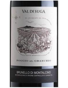 Vini Rossi - Brunello di Montalcino DOCG 'Poggio al Granchio' 2013 (750 ml.) - Val di Suga - Val di Suga - 2