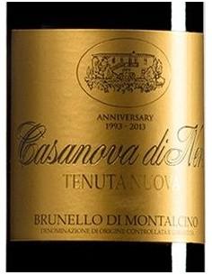 Vini Rossi - Brunello di Montalcino DOCG Tenuta Nuova 'Anniversary' 2013 (750 ml.) - Casanova di Neri - Casanova di Neri - 2