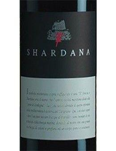 Vini Rossi - Valli di Porto Pino Rosso IGT 'Shardana' 2013 (750 ml.) - Cantina Santadi - Santadi - 2