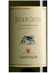 Valli di Porto Pino Bianco IGT 'Villa di Chiesa' 2016 - Cantina Santadi