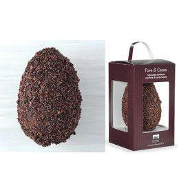 Dark Chocolate Easter egg with Venezuela cocoa beans (350 gr.) - Maglio