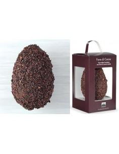 Uovo di Pasqua Fondente con Fave di Cacao del Venezuela (350 gr.) - Maglio