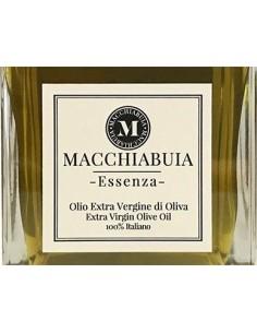 Olio Extra Vergine di Oliva 'Essenza' (500 ml.) 2018 - Macchiabuia