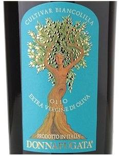 Extra Virgin Olive Oil 'Biancolilla' (250 ml.) 2018 - Donnafugata