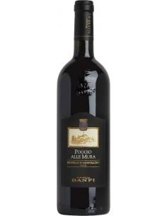 Red Wines - Brunello di Montalcino DOCG 'Poggio alle Mura' 2012 (750 ml.) - Castello Banfi - Castello Banfi - 1