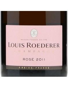 Champagne Blanc de Noirs - Champagne Brut Rose' Millesime 2011 (750 ml. astuccio) - Louis Roederer - Louis Roederer - 3