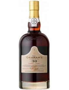 Porto - Porto '30 Years Old' Tawny (750 ml. cofanetto) - W. & J. Graham's - Graham's - 2