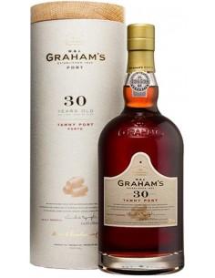 Porto - Porto '30 Years Old' Tawny (750 ml. cofanetto) - W. & J. Graham's - Graham's - 1