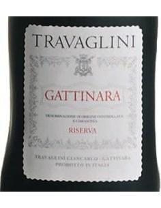 Gattinara DOCG 'Reserve' 2013  - Travaglini