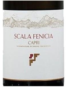 Vini Bianchi - Capri Bianco DOC 2016 (750 ml.) - Scala Fenicia - Scala Fenicia - 2