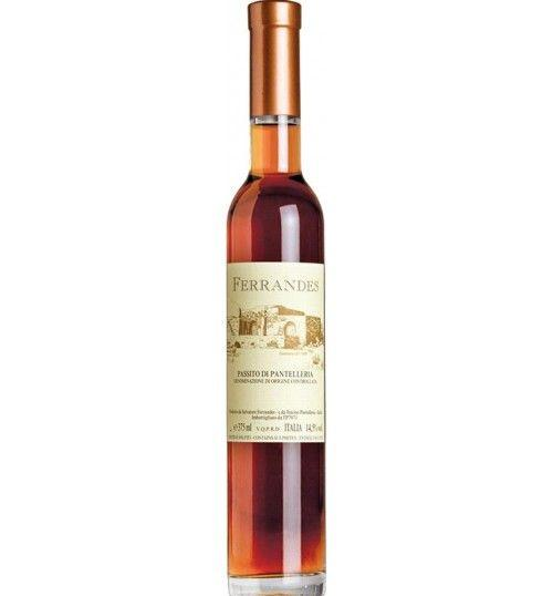 Passito of Pantelleria DOC 2008  (375 ml)- Ferrandes
