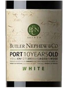 Porto White '10 Years Old' - Butler Nephew & Co.