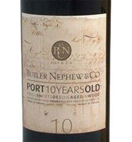 Porto Tawny '10 Years Old' - Butler Nephew & Co.