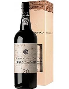 Porto - Porto Tawny '20 Years Old' (750 ml.) - Butler Nephew & Co. - Butler Nephew & Co. - 1