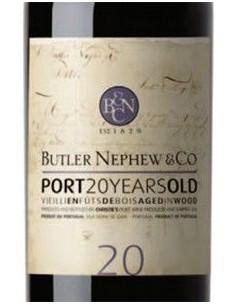 Porto - Porto Tawny '20 Years Old' (750 ml.) - Butler Nephew & Co. - Butler Nephew & Co. - 3