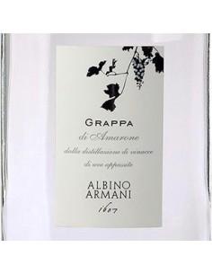 Grappa Bianca di Amarone (500 ml) - Albino Armani
