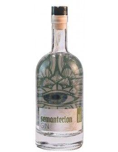 'Carlot' Spring Botanical Gin (500 ml.) - Semanterion