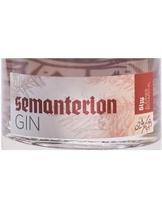Gin - Gin 'Gizy' Summer Botanical (500 ml.) - Semanterion - Semanterion - 2