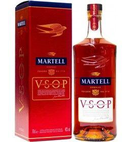 Cognac VSOP 'Red Barrels' (700 ml.) - Martell