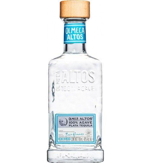 Tequila Blanco 'Plata' (700 ml) - Olmeca Altos