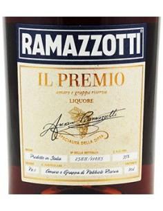 Grappa - Bitter and Grappa Reserve 'Il Premio' (700 ml) - Ramazzotti - Ramazzotti - 2