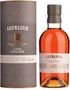 Whisky Single Malt - Highland Single Malt Scotch Whisky 'Casg Annamh' (700 ml.) - Aberlour - Aberlour - 1