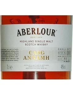 Whisky Single Malt - Highland Single Malt Scotch Whisky 'Casg Annamh' (700 ml.) - Aberlour - Aberlour - 3