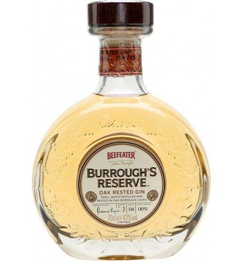Gin - Gin Oak Rested 'Burrough's Reserve' (700 ml.) - Beefeater - Beefeater - 1