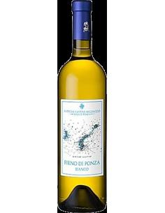 White Wines - Lazio Bianco IGT 'Fieno di Ponza' 2017 (750 ml.) - Antiche Cantine Migliaccio - Antiche Cantine Migliaccio - 1
