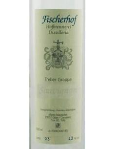Grappa - Grappa Sauvignon (350 ml) - Fischerhof - Fischerhof - 3