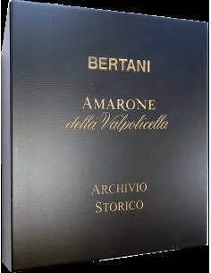 Amarone della Valpolicella 'Archivio Storico' 2007-2008-2009 - Bertani (deluxe wooden box)
