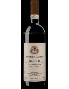 Red Wines - Barolo DOCG Bricco San Pietro 'Vigna d'la Roul' 2013 (750 ml.) - Rocche dei Manzoni - Rocche dei Manzoni - 1