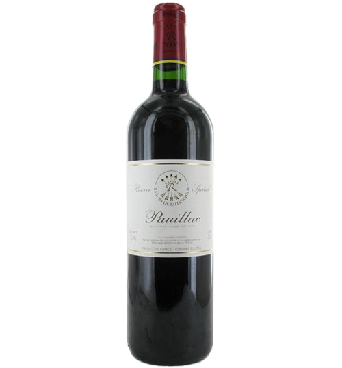 Red Wines - Pauillac Rouge 'Reserve Speciale' 2014 - Domaines Barons de Rothschild -  - 1