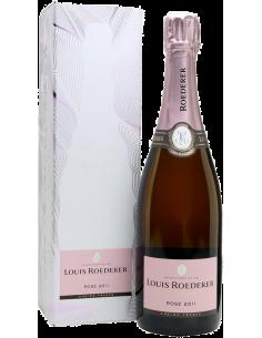 Champagne Blanc de Noirs - Champagne Brut Rose' Millesime 2011 (750 ml. astuccio) - Louis Roederer - Louis Roederer - 1